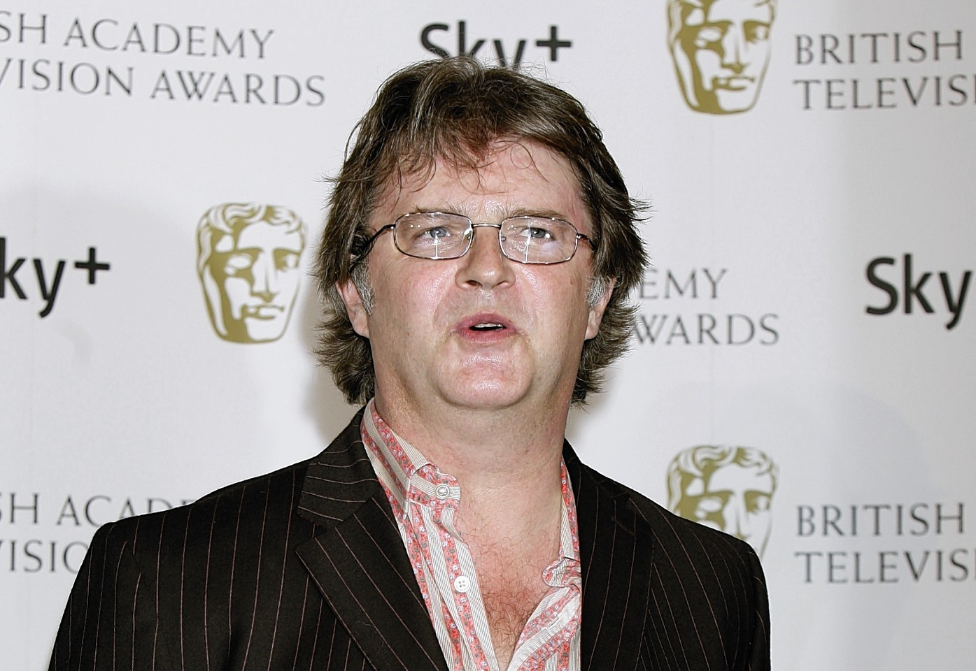 Comedian and broadcaster Paul Merton