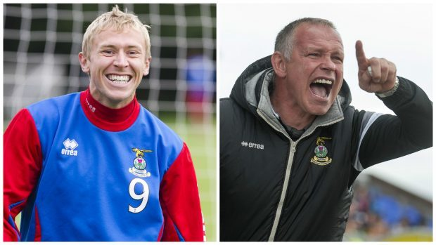 Richie Foran has replaced John Hughes