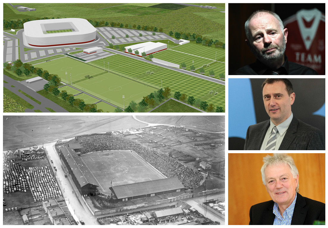 All you need to know about the Dons stadium move