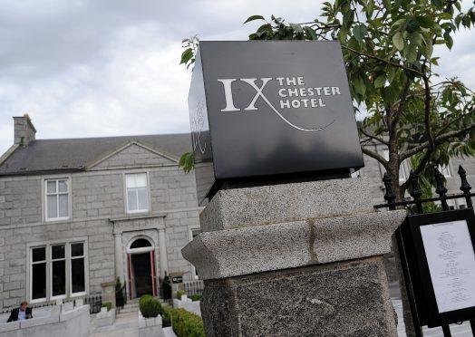 Aberdeen's Chester Hotel