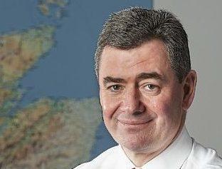 HIE chairman Lorne Crerar