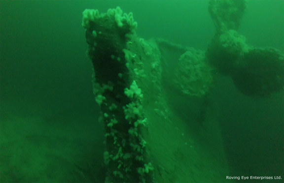 """Survey finds """"new insights"""" into HMS Hampshire sinking off Orkney"""