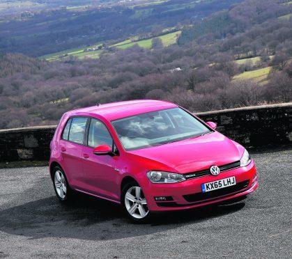 2016 Volkswagen Golf Match BlueMotion Edition