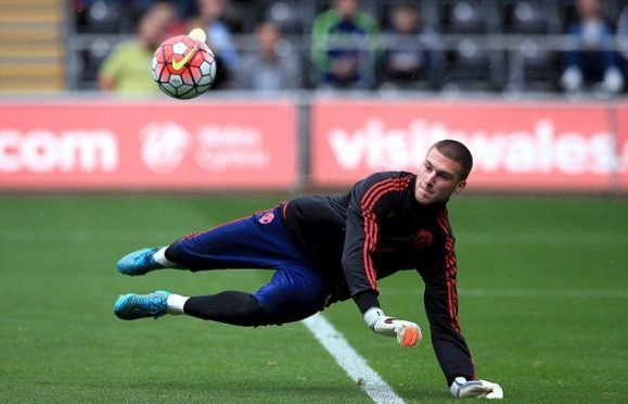 Aberdeen have been linked with a move for Manchester United goalkeeper Sam Johnstone