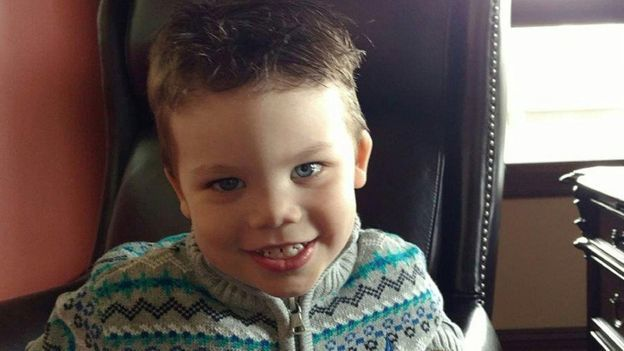 Lane Graves was attacked by an alligator on Tuesday evening