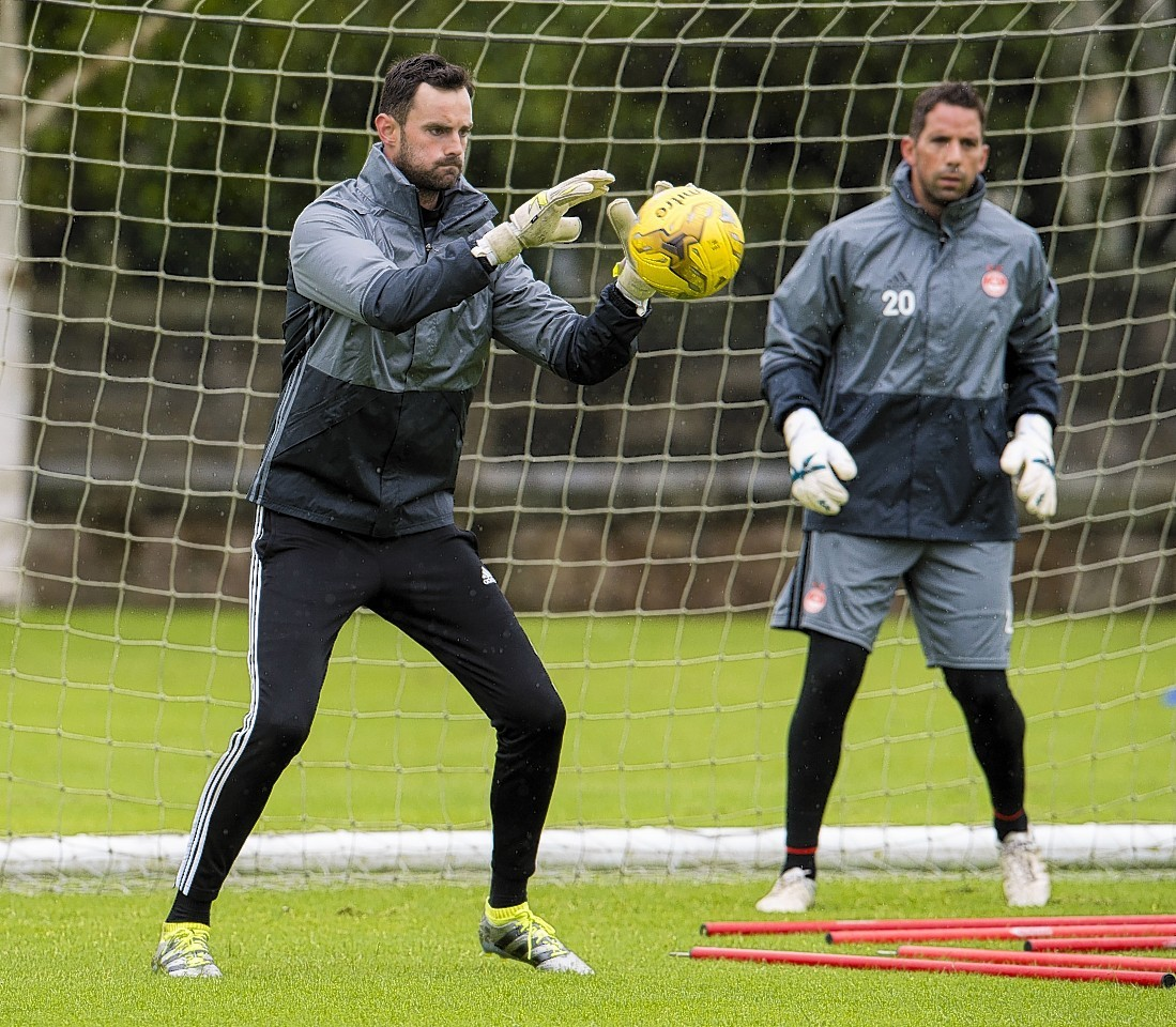 Joe Lewis is targeting another cup run with the Dons.