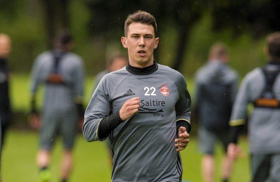 Aberdeen's Ryan Jack