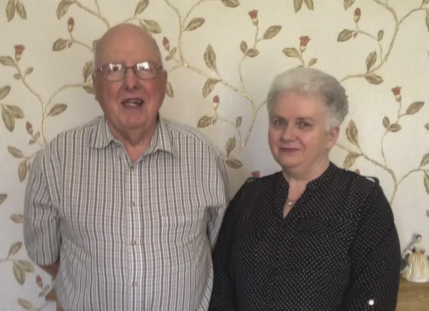 Alastair and Helen Nicolson