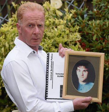 Kevin's uncle, Allan McLeod
