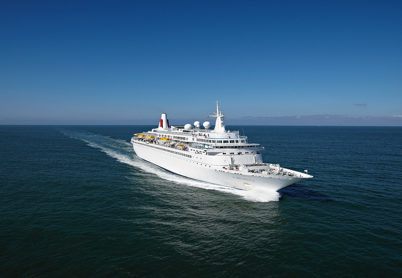 The Boudicca is due to arrive in Fort William on Wednesday
