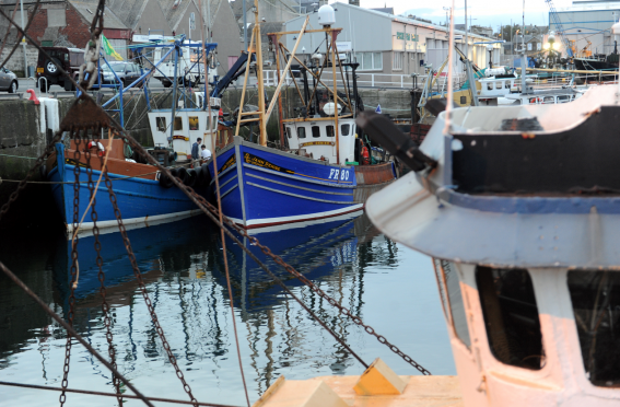 Buckie Harbour could be in line for a jobs boost.