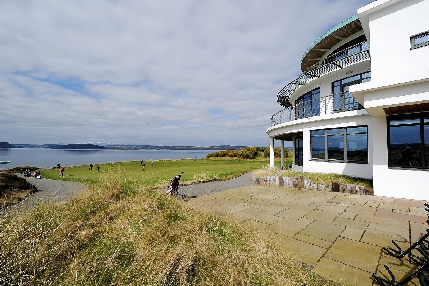 A second course at Castle Stuart has been recommended for approval