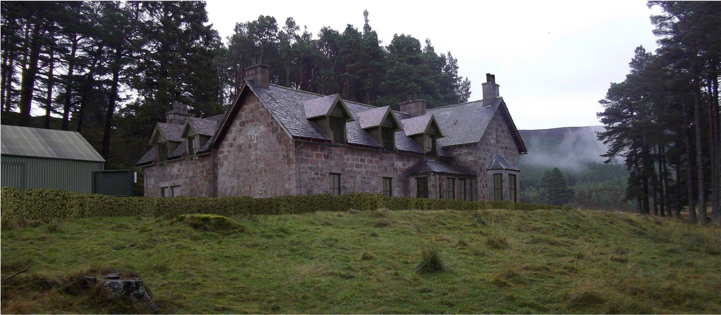 Derry Lodge as it is now