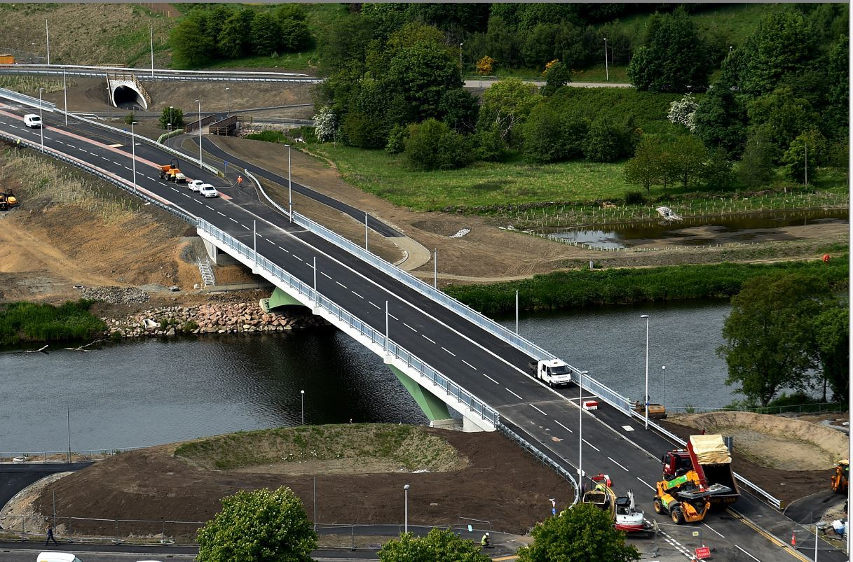The new Don crossing