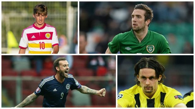 Gauld, Duffy, Fletcher and Subotic have all been linked with moves today