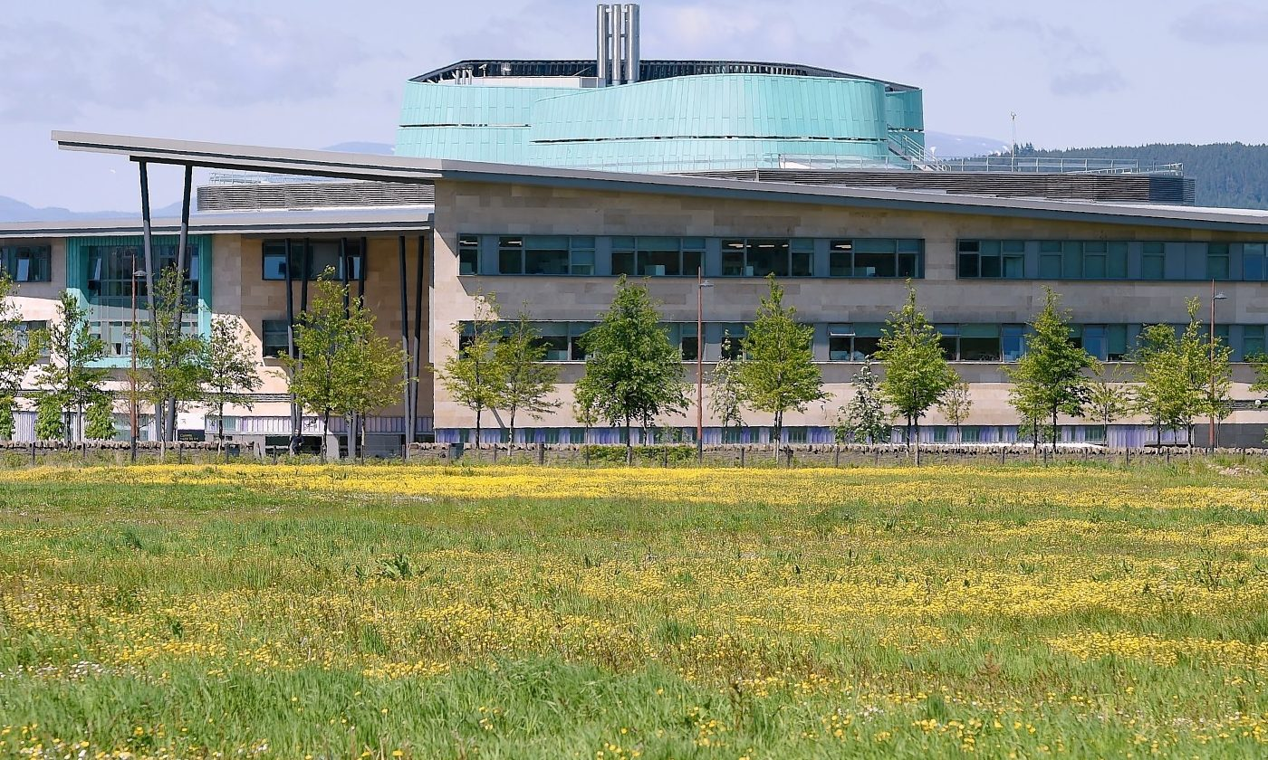 Inverness College UHI is just one of the educational facilities that make up the University of the Highlands and Islands (UHI)