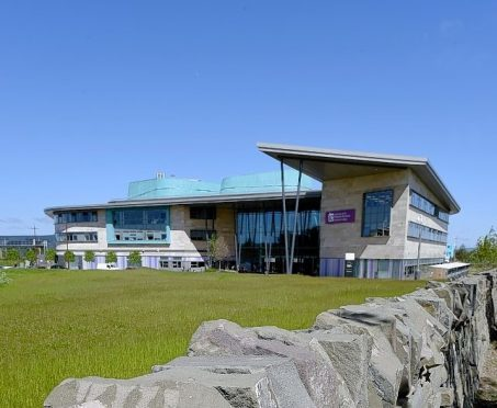 University of the Highlands and Islands - Inverness Campus