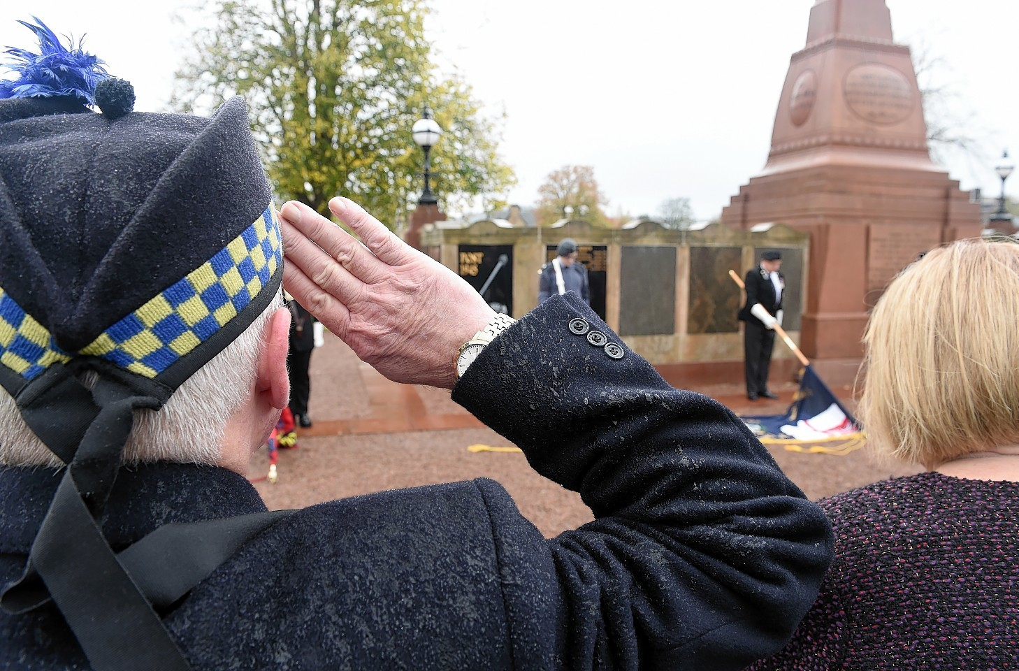 Inverness will host a 7am remembrance service on July 1.