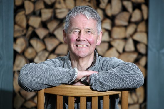 Calum Munro MBE, co-founder of Highland Cross. Picture: Andrew Smith