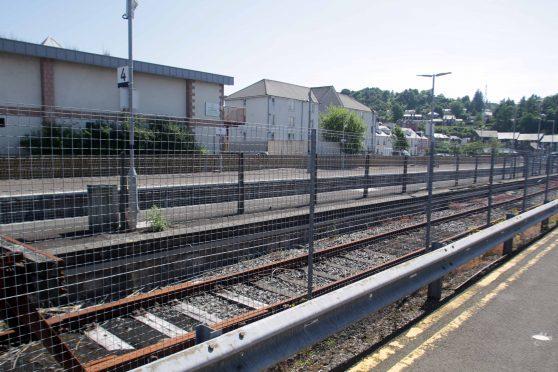 Oban Railway Station