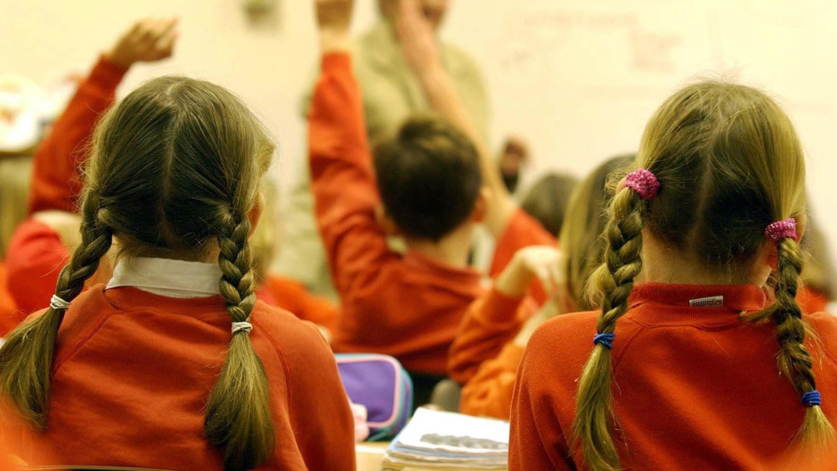 Teaching vacancies have been cut in the north and north-east