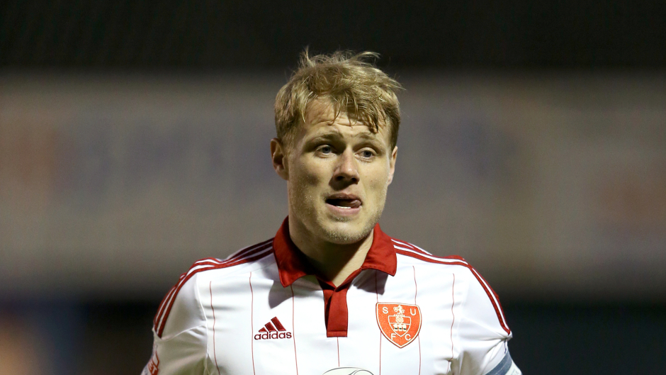 Former Sheffield United defender Jay McEveley has joined Ross County
