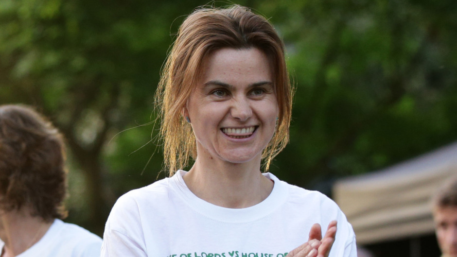 Jo Cox died after being shot and stabbed in the street outside her constituency advice surgery in Birstall, West Yorkshire