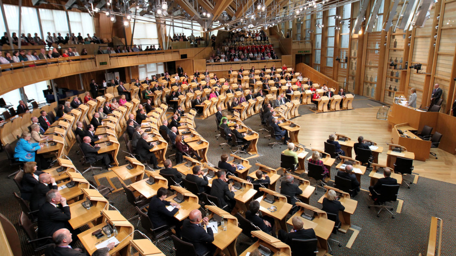 MSPs debate the named person legislation