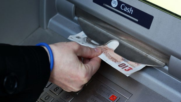 Richard Thomson has launched a campaign  to encourage people to highlight problems accessing cash in their community.