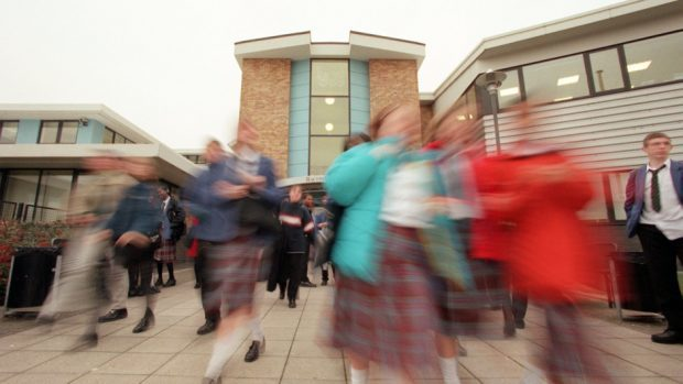 A Unison survey says teaching assistants bear the brunt of classroom violence