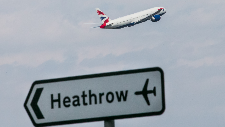 Aberdeen City Council has called on the UK Government to move ahead with expanding Heathrow Airport.
