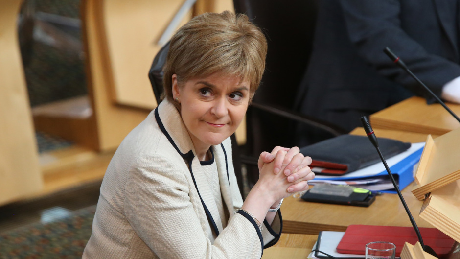 At FMQs, Nicola Sturgeon urged the hotel to appeal its valuation