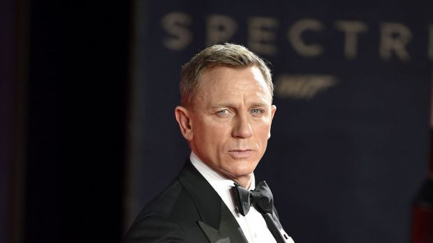 Daniel Craig is rumoured to hand over the 007 codename to actress Lashana Lynch