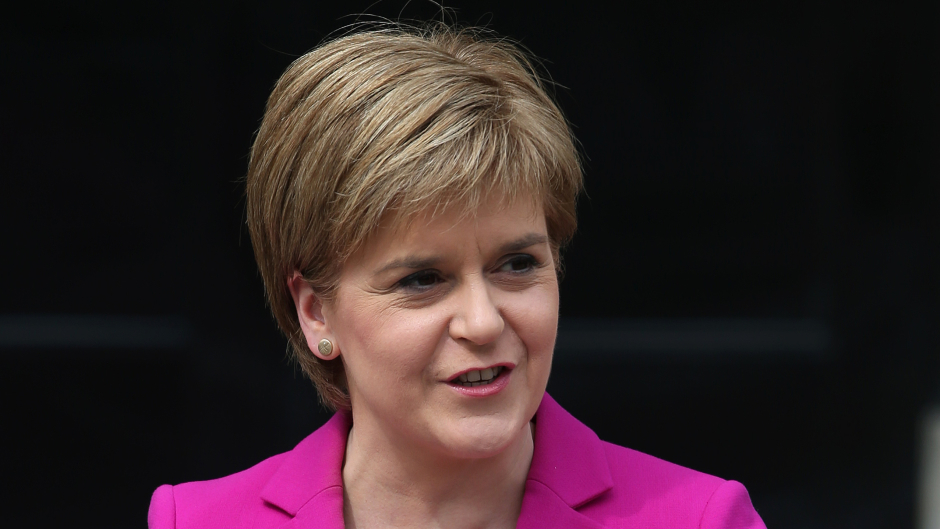 Nicola Sturgeon met with the EU Commission to ask for the deadline to be extended