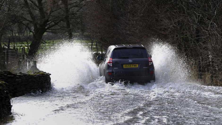 Floods have been a frequent problem for many Kirkhill residents