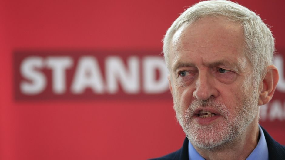 Jeremy Corbyn has been urged to resign