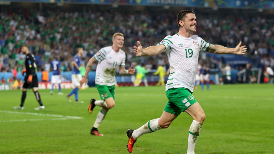Robbie Brady has impressed for Republic of Ireland at Euro 2016 this summer