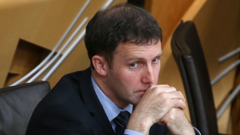 Transport Secretary Michael Matheson is under pressure