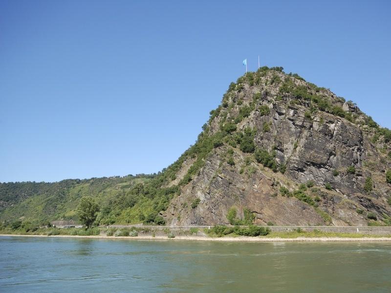 Rock of Lorelei.