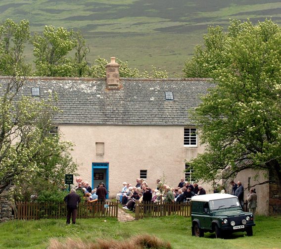 The historic Scalan seminary could be transformed into a tourist destination as part of the funding bid.
