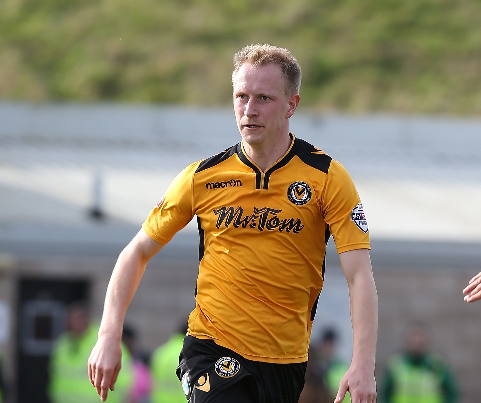 Scott Boden joined Caley Thistle in the summer.