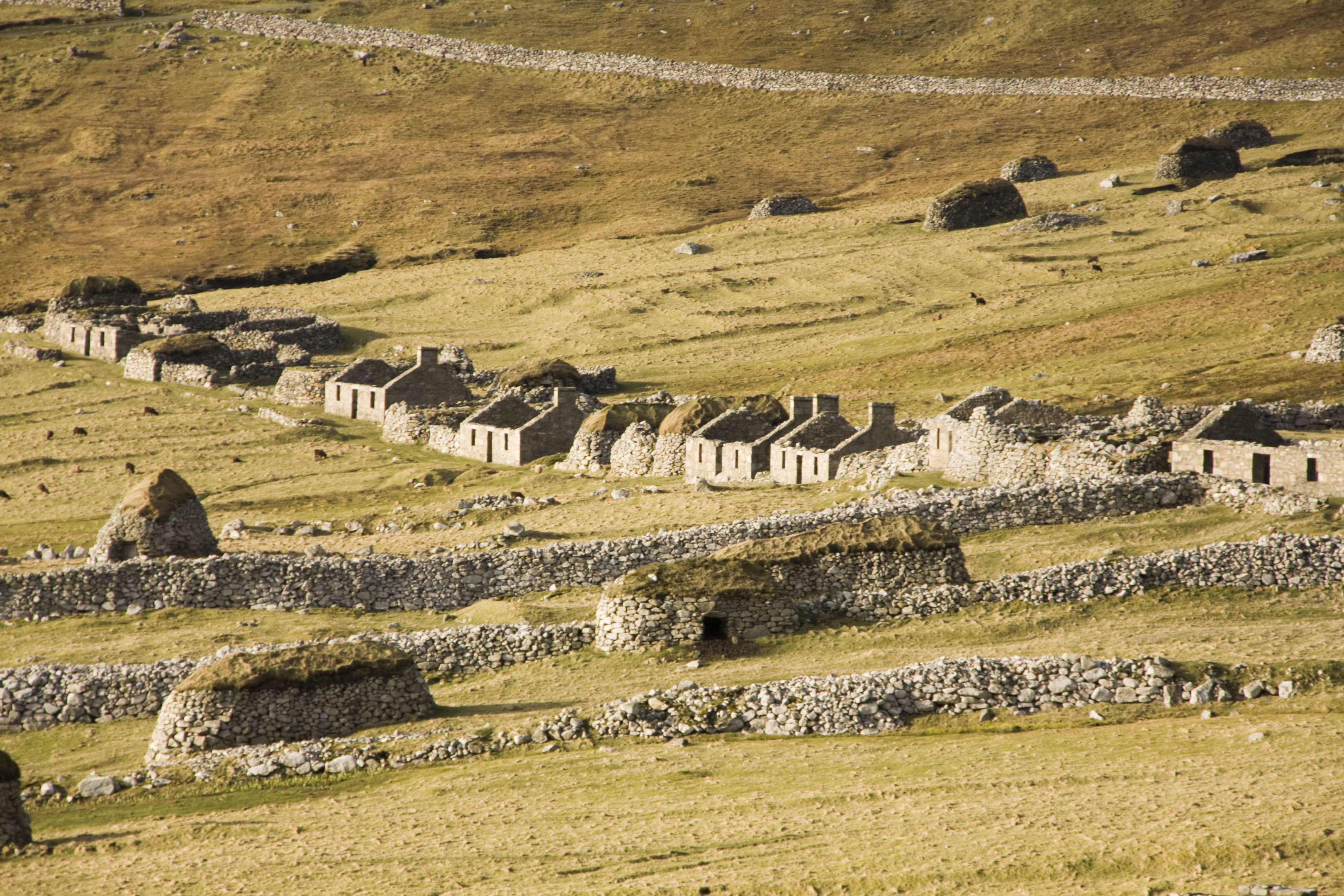 The National Trust for Scotland runs St Kilda, among other sites
