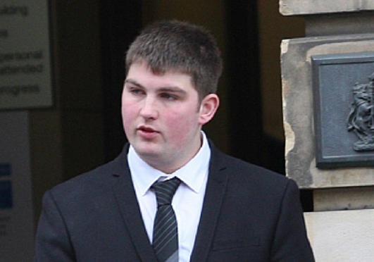 Adam Youngson was sentenced today at Edinburgh High Court