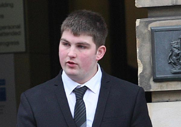 Adam Youngson was sentenced today at Edinburgh High Court