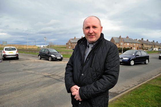 Councillor Hamish Partride