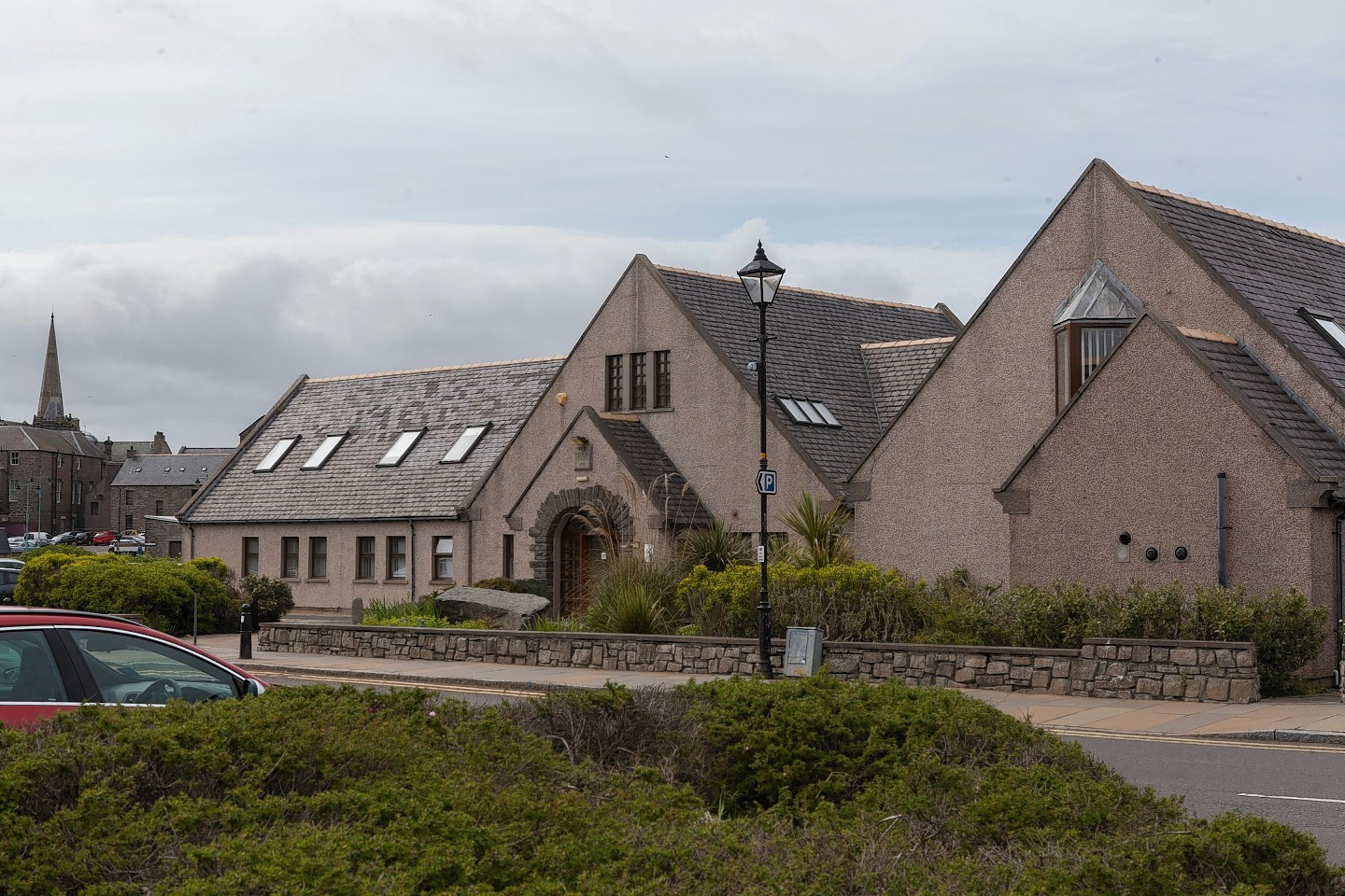 Wick Medical Centre where Wick Riverview Practice is based.