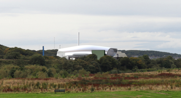 How Aberdeen's proposed energy from waste plant could look.