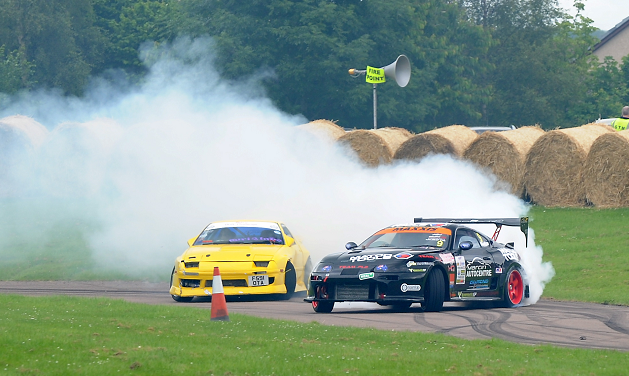Drifters on track at SpeedFest