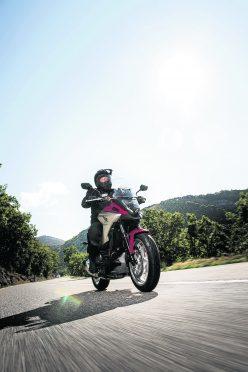 2016 Honda NC750X (Image: Honda)
