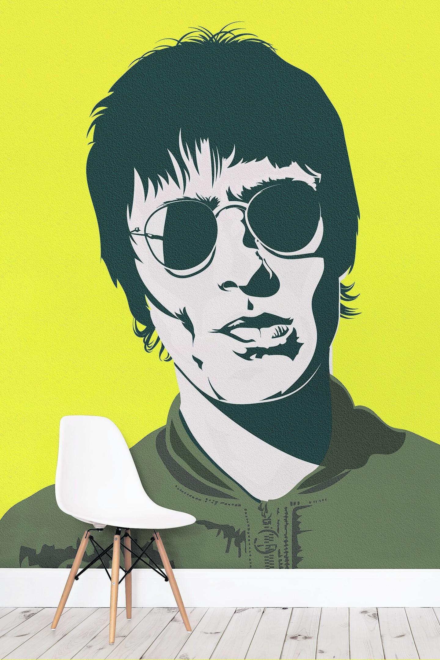 yh-wall-Gallagher